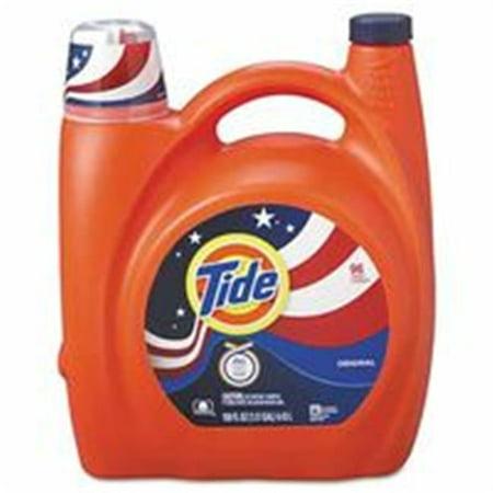 Procter Gamble Laundry Detergent - Procter & Gamble 608-23064 Tide Laundry Liquid 150Oz. Orig Sc