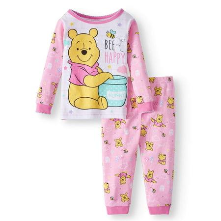 f286520e1c94 Winnie The Pooh - Winnie the Pooh Cotton Tight Fit Pajamas
