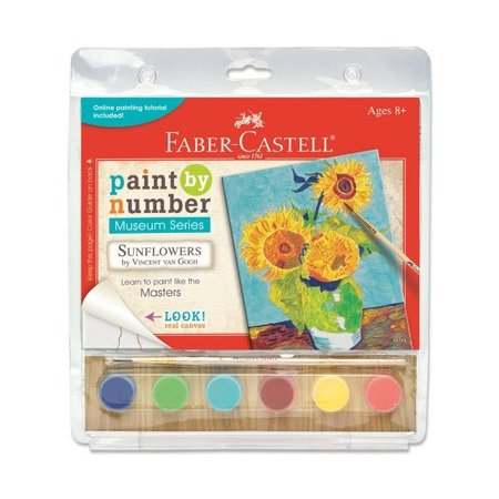 Sunflowers Paint By Number - Craft Kit by Creativity For Kids (14314)