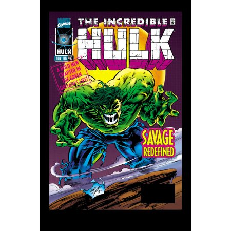 Incredible Hulk Epic Collection: Ghosts of the