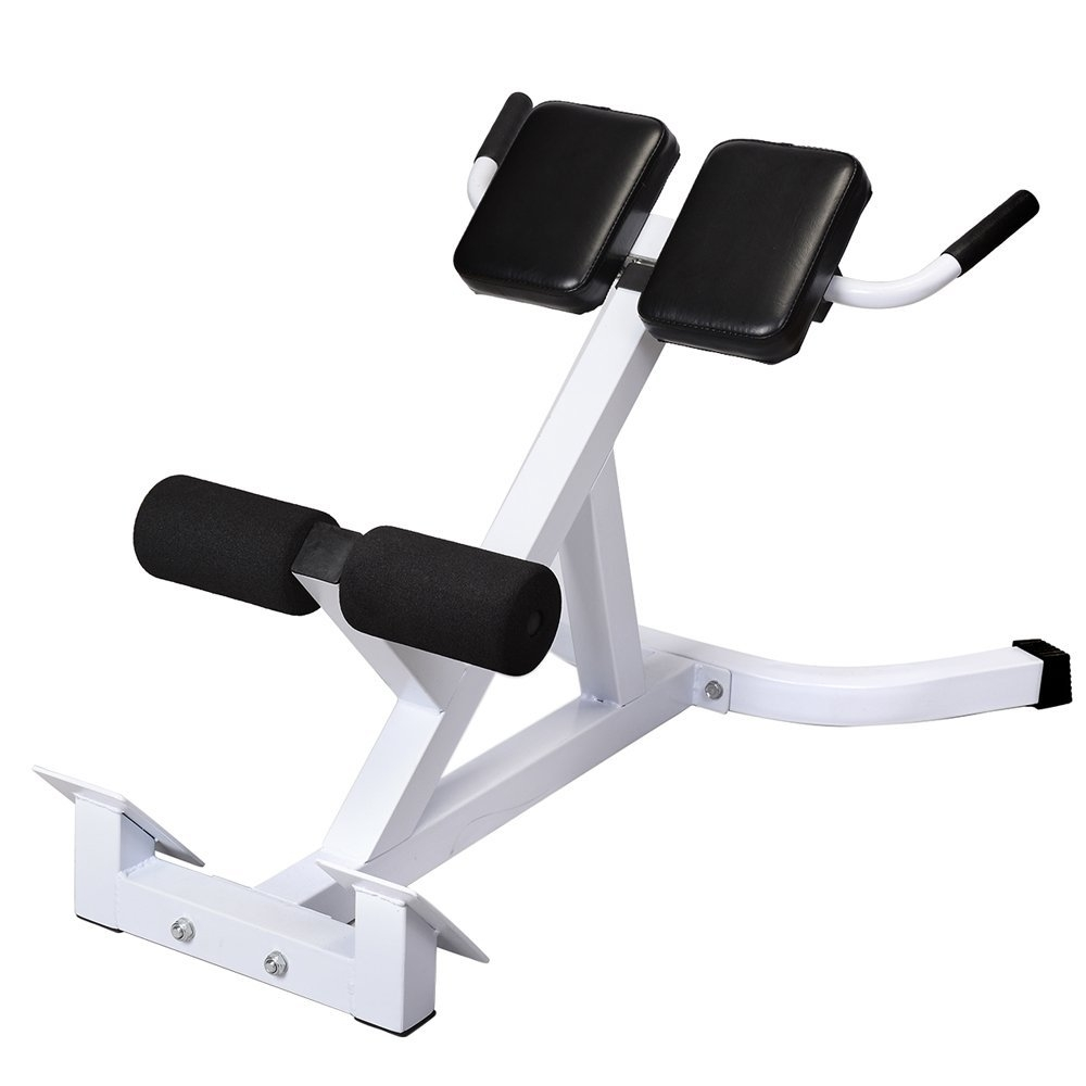 (US Stock)EVELOVE Abdominal Extension Hyperextension Back...