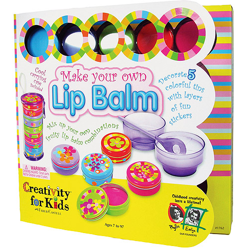 Make Your Own Lip Balm Activity