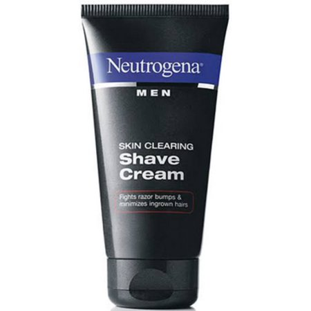 Neutrogena Men Skin Clearing Shave Cream 5.10 oz (Pack of 2)