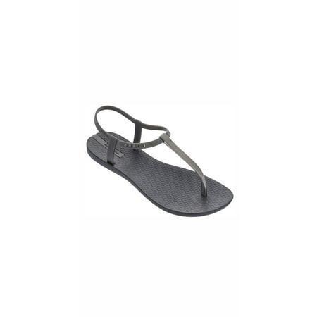 Ipanema Bandeau Sandal in Gray 82283B-Gray 6 / Gray](Sandal Ipanema)