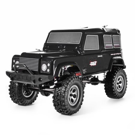 RGT Rc Car 1:10 4wd Off Road Truck Rock Crawler RTR Rock Cruiser RC-4 136100PRO 4x4 Waterproof Hobby Rc (Axial Scx10 Deadbolt Rtr 4wd Electric Rock Crawler)
