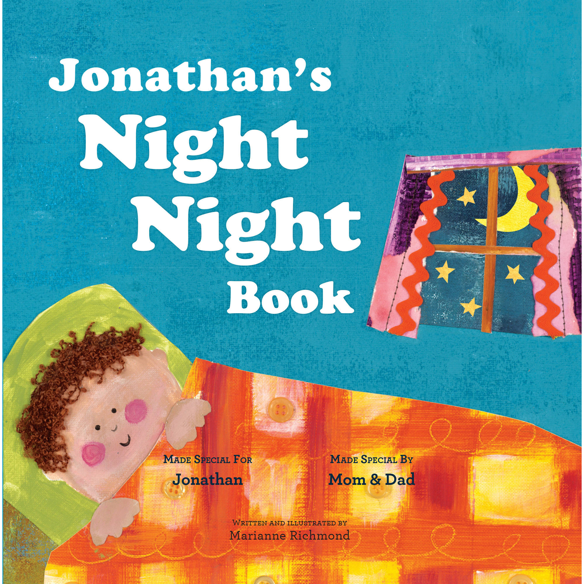 Personalized Book - The Night Night