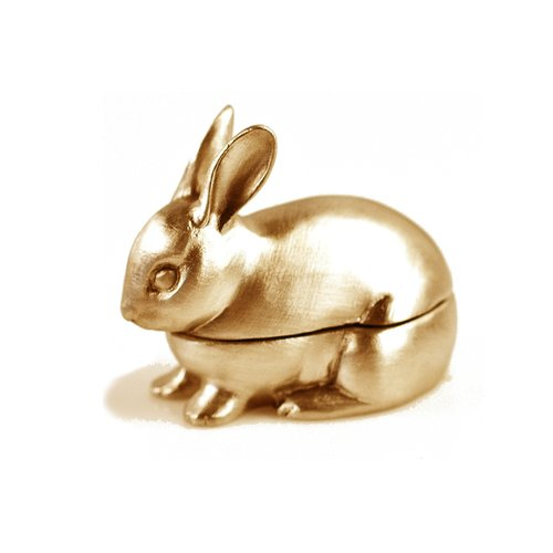 Charlton Home Downie Hare Decorative Box