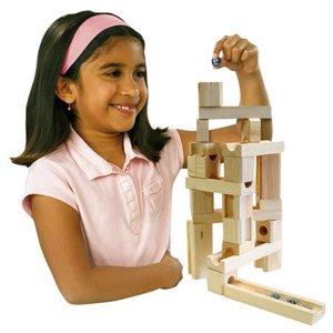 60 Piece Amaze N Marbles Basic Builder