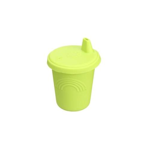 Lexington D090622-01-GRN Silicone Sippy Cup 8oz - Green