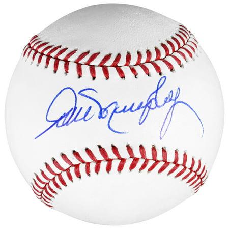 Braves Autograph (Dale Murphy Atlanta Braves Fanatics Authentic Autographed Baseball - No)