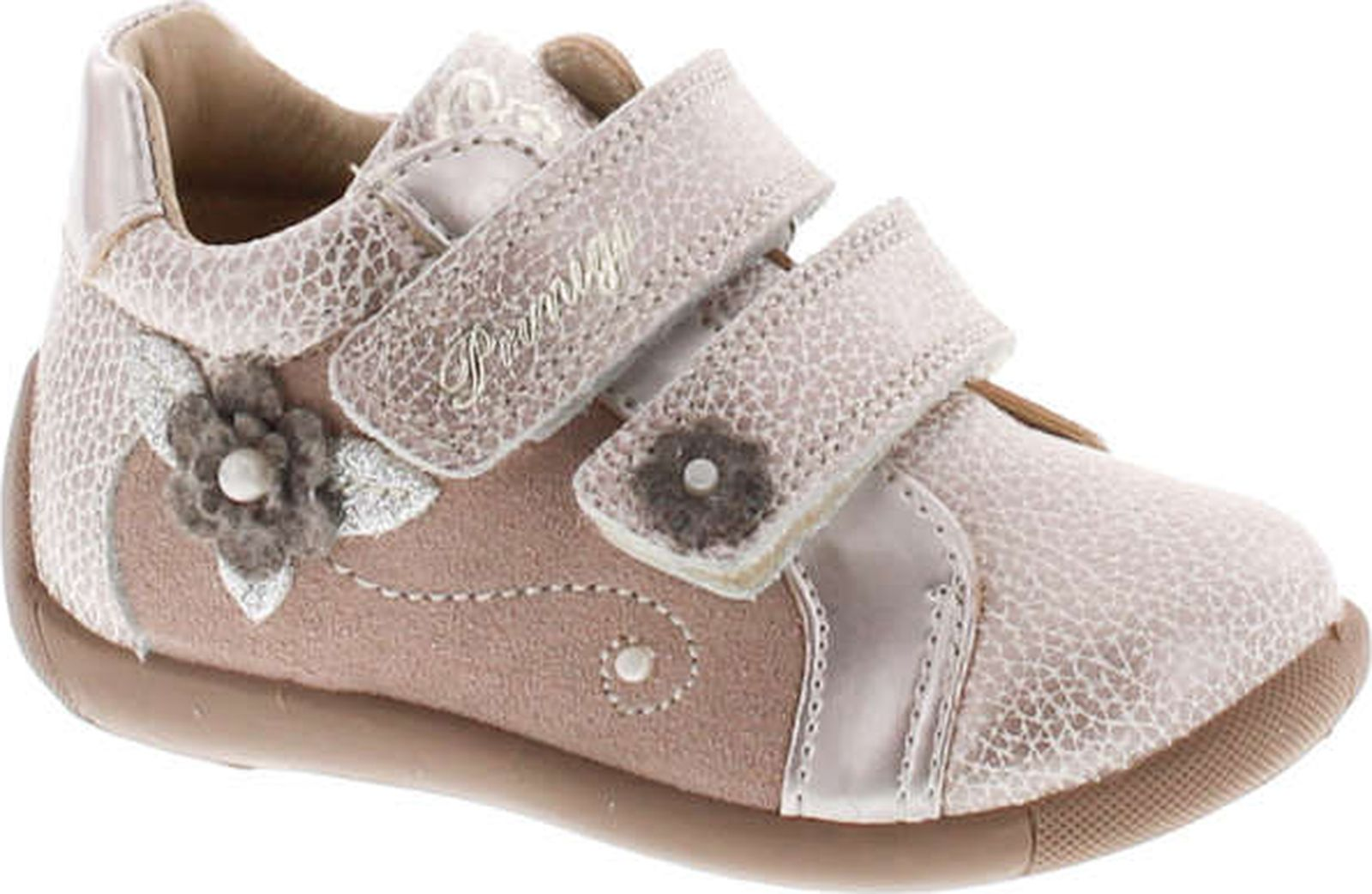 Primigi Girls 8519 Fashion Designer Velcro Booties Shoes by Primigi