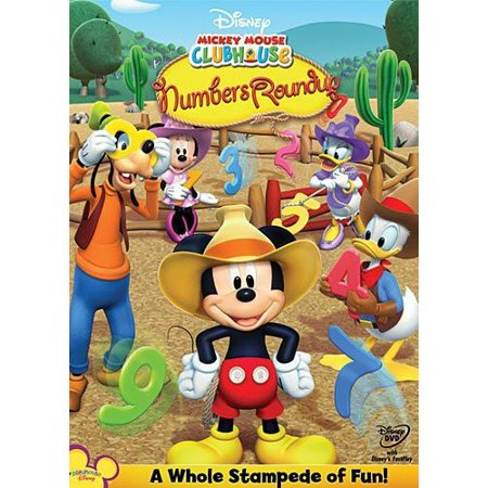 Mickey Mouse Clubhouse  Mickeys Numbers Roundup  Full Frame