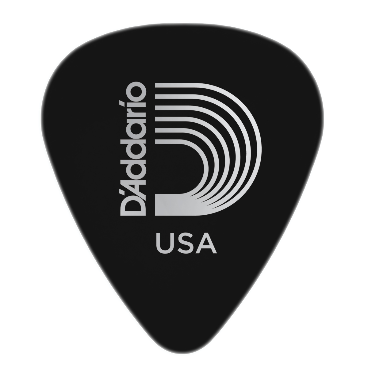 Planet Waves Black Celluloid Guitar Picks, 25 pack, Light by
