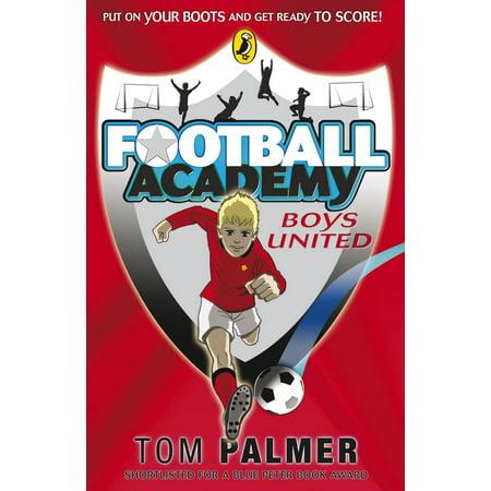 Football Academy: Boys United - eBook