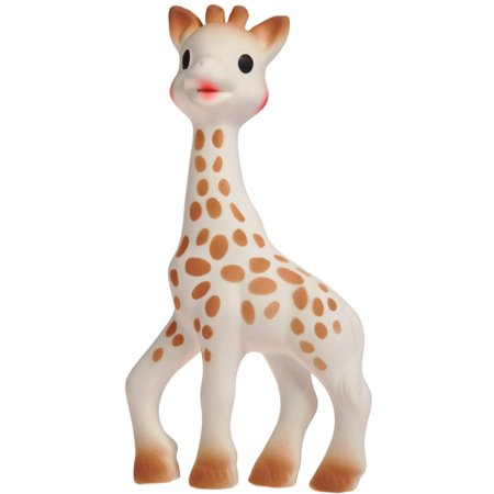 f9ccdab3cb Vulli Sophie the Giraffe Natural Rubber Teether - Walmart.com
