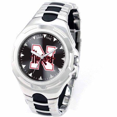 Game Time NCAA Men's University of Nebraska Cornhuskers Victory Series Watch