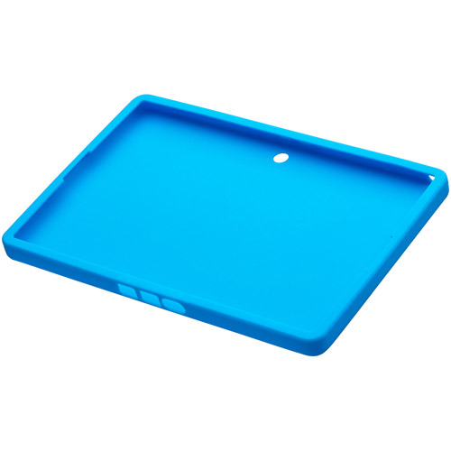 BlackBerry PlayBook Skin Rubber Grip Bump Protection Case Cover Sky Blue ACC39313203