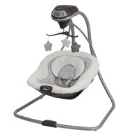 Graco Simple Sway Baby Swing, Abbington