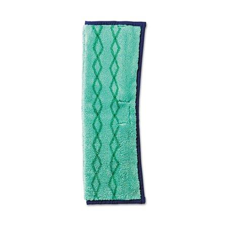 Hygen Microfiber Dust And Wet Mop Plus  Green Blue
