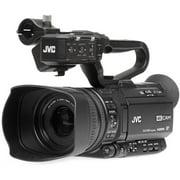 JVC GY-HM250U Ultra 4K HD 4KCAM Professional Camcorder + Top Handle Audio Unit