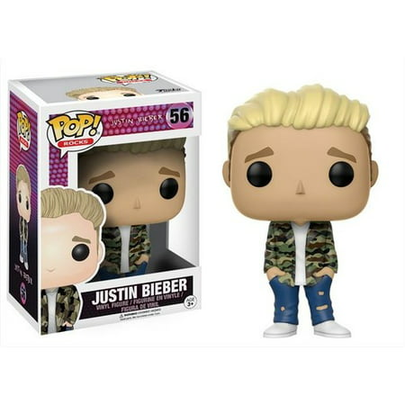 FUNKO POP! ROCKS: MUSIC - JUSTIN BIEBER (Pot Music)
