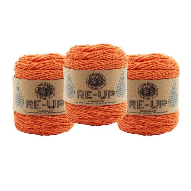 Lion Brand Yarn Re-Up-Denim