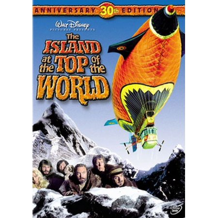 The Island At The Top Of The World (DVD)