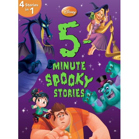 5-Minute Spooky Stories - eBook - Right This Minute Halloween