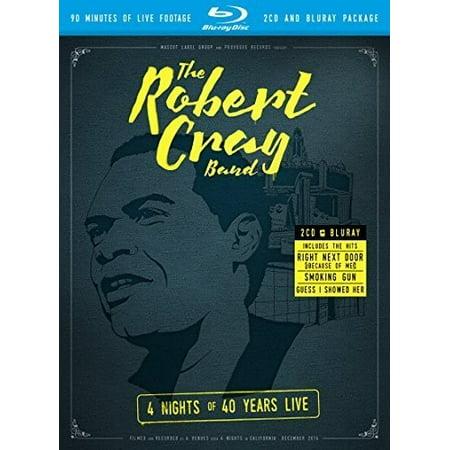 4 Nights of 40 Years Live (Blu-ray + CD)