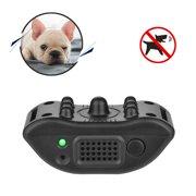 WADEO Smart Anti Bark Dog Training Tool Collar Sound and Vibration Stop Barking Machine, Stop Barking Machine,Dog Training Tool with Owner's Voice Recording