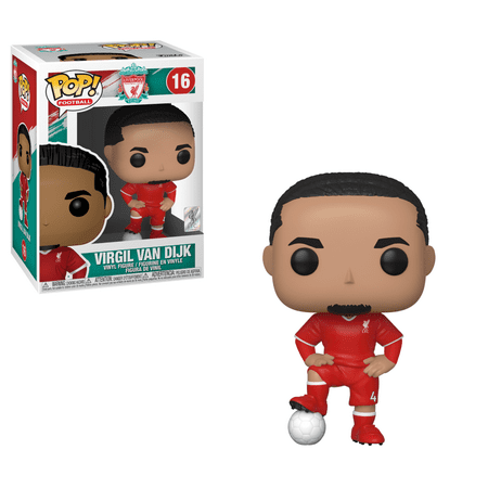 Funko POP! Football: Virgil Van Dijk