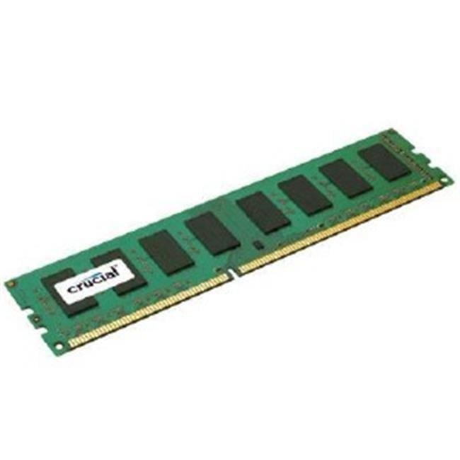 Crucial CT51264BD160BJ 4Gb Ddr3 Sdram Memory Module Cl11 Udimm 240Pin 1.35V