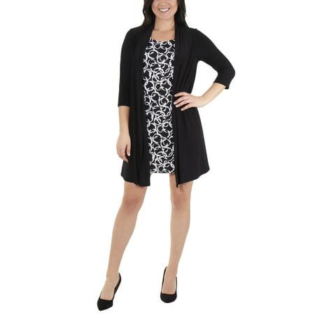 Petite 3/4 Sleeve Cozy and Dress Insert ()