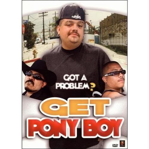 Get Pony Boy [DVD]