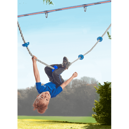American Ninja Warrior 8ft Climbing Rope](Ninja Stars For Kids)