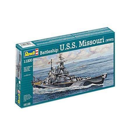 Revell Germany USS Missouri BB-63 Battleship Model Kit - image 4 of 4