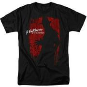 Nightmare on Elm Street Big Men's Graphic Tee, 2XL