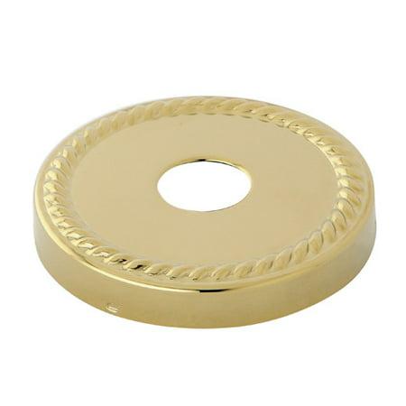 Kingston Brass Made To Match 3 Rope Decor Escutcheon