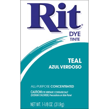 Rit Dye Powder-Teal - image 1 of 1