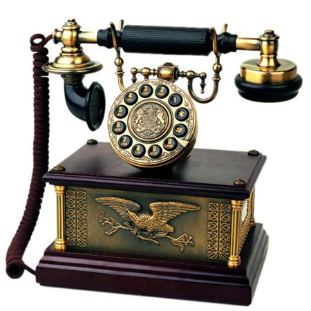 American Eagle 1911S Reproduction (Brown Telephone)