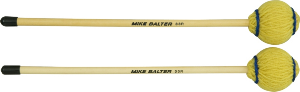 Mike Balter Soft Wide Bar Vibe Mallets by Mike Balter