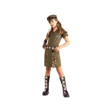 Army Costumes For Teens (Teen Army Girl Costume)
