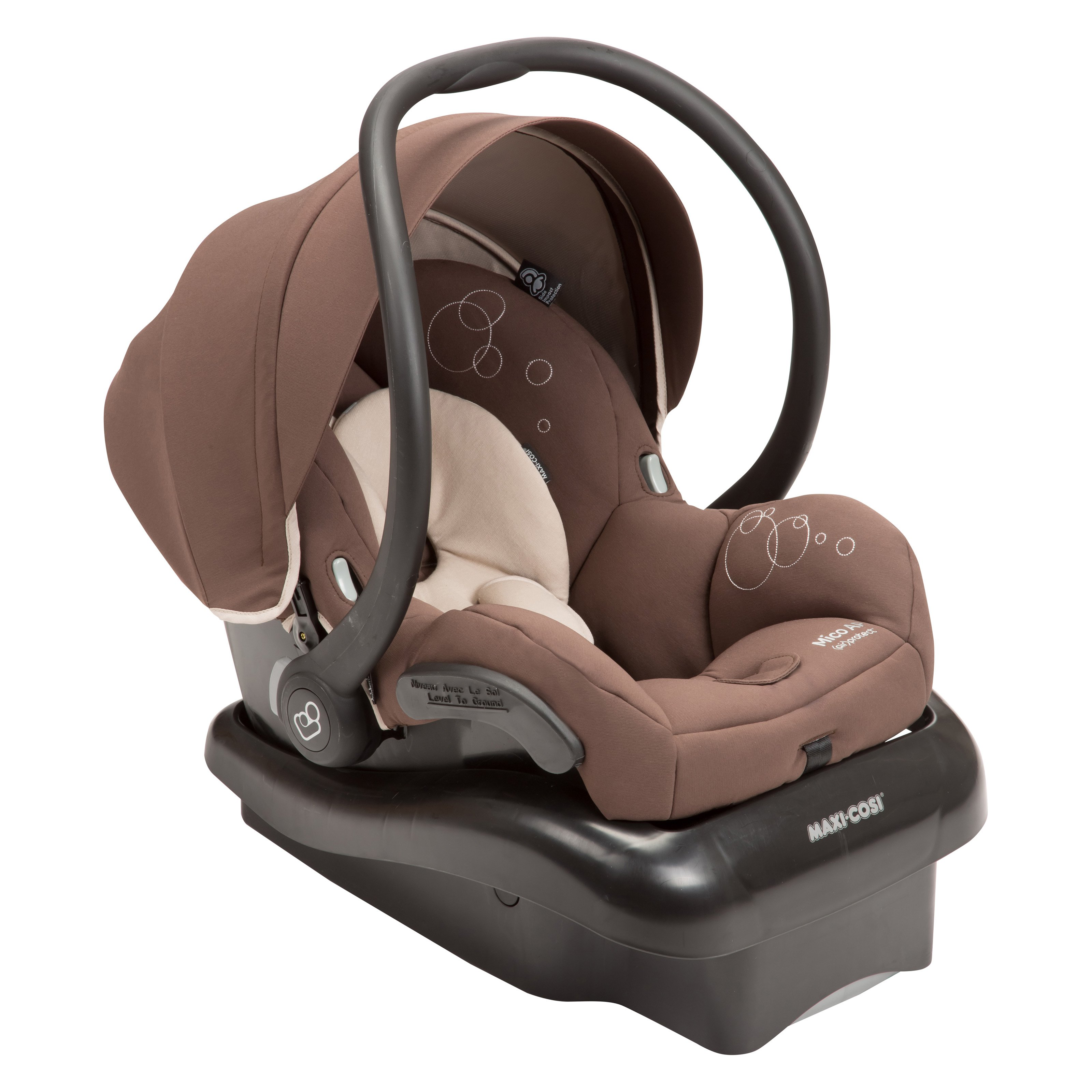Maxi-Cosi Mico AP Infant Car Seat - Milk Chocolate