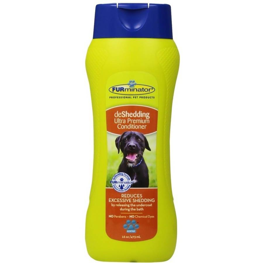 FURminator DeShedding Ultra Premium Conditioner, 16 fl oz