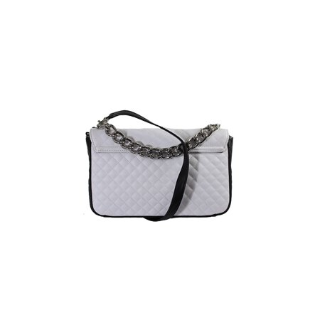2e393b6f1b1 Guess Women s G Lux Quilted Man Made Leather Flap Over Crossbody Handbag