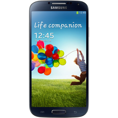 Samsung I9500 Galaxy S4 GSM Smartphone (Unlocked), Black (Refurbished)