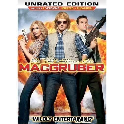 MacGruber (Rated/Unrated) (Widescreen)