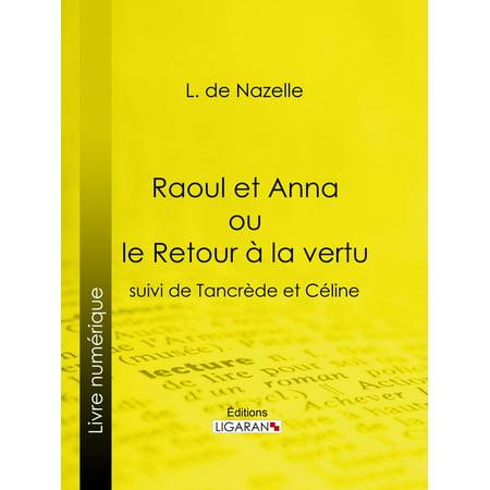 Raoul et Anna ou le Retour à la vertu - eBook