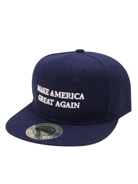 Cf918 Trump Make America Great Again Snapback Cap Navy
