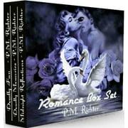Romance Box Set - 3 Romantic Suspense Thrillers - eBook